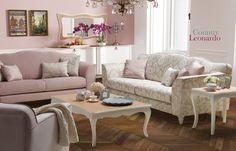 Leonardo sofa set | SALONI