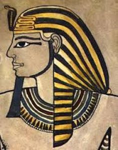 Ancient Egypt was divided into two parts: the black lands which compromised the fertile valley of the Nile where almost every Egyptian lived and; Ancient Egypt Art, Ancient History, Art History, Egyptian Makeup, Egyptian Party, Luxor Egypt, Ancient Civilizations, Black Art, Archaeology