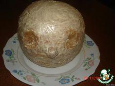 Торт колобок рецепт