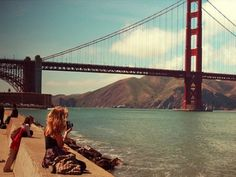 I can't believe I've never been to San Francisco, let alone see the golden gate bridge in person Ponte Golden Gate, Golden Gate Bridge, Oh The Places You'll Go, Places To Travel, Places To Visit, Visiter San Francisco, San Fransisco, California Dreamin', Northern California