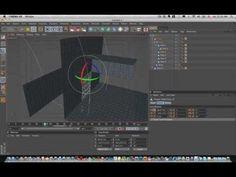 Cinema 4D tutorial_Pop up Book making Tutorial.(시네마4D 팝업북만들기 테크니션 강좌) - YouTube