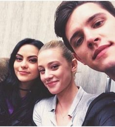 Veronica, Betty and Kevin