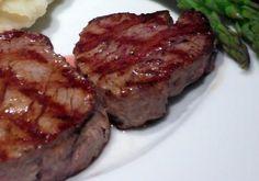 Filet Mignon Medallions (Beef Tenderloin) - BigOven