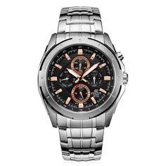 Casio Edifice Watches Digital Men Wristwatch Water Resistent Watch