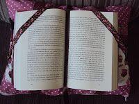 artesanato passo a passo: Travesseiro de leitura