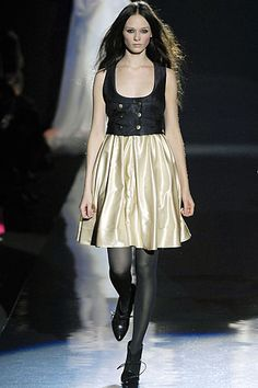 Betsey Johnson Fall 2007 Ready-to-Wear - Collection - Gallery - Style.com
