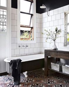 how to mix and match tile