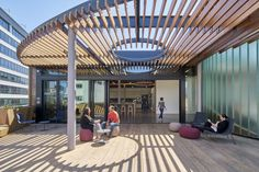Gallery of Kapor Center for Social Impact / Fougeron Architecture - 3