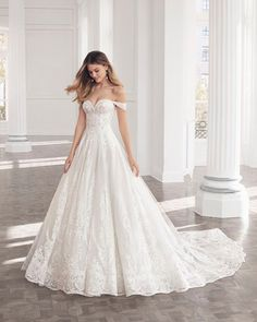 Lace Wedding Dress, Wedding Party Dresses, Marriage, Outfits, Beautiful, Bridal Gowns, Brides, Weddings, Fashion