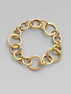 Marco Bicego 18K Yellow Gold Link Bracelet