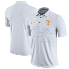 Tennessee Volunteers Nike 2017 Early Season Polo - White