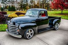 1952 Chevy Pickup Truck