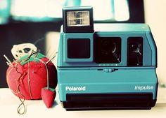 just the polaroid camera