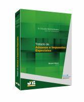Tratado de aduanas e impuestos especiales / Benjami Mascó, autor ; Eduardo Berché Moreno, director y coordinador