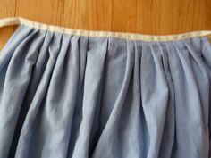 """A Fashionable Frolick: A """"Threaded Bliss"""" Tutorial Petticoat i altra roba d'època"""