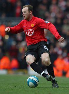 Bad boy Wayne Rooney