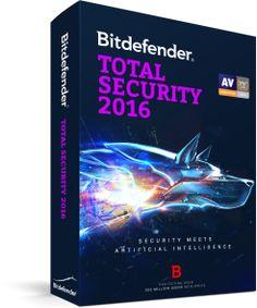 Bitdefender Total Security 2016 Activation Key Free [Latest]