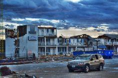 Leap Day Tornado damage in Branson, MO
