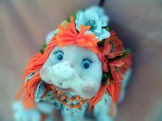 кукла талисман Настя by Regalo Espana, $13.00 EUR