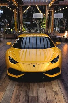 The Lamborghini Huracan was debuted at the 2014 Geneva Motor Show and went into production in the same year. The car Lamborghini's replacement to the Gallardo. The Huracan is available as a coupe and a spyder. Luxury Sports Cars, Fast Sports Cars, Best Luxury Cars, Fast Cars, Sport Cars, Lamborghini Huracan, Maserati, Koenigsegg, Lamborghini Photos