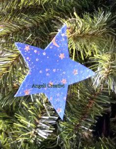 Decorazione natalizia in pannolenci