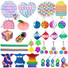 Birthday Presents For Girls, 6th Birthday Parties, Figet Toys, Kids Toys, Pop It Toy, Frozen Kids, Cool Fidget Toys, Sensory Tools, Ebay 1