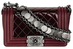 Chanel Metiers d Art 2012 Handbags (7)