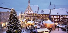 #Christmas in Forchheim #Germany