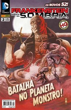LIGA HQ - COMIC SHOP FRANKENSTEIN AGENTE DA SOMBRA (52) #02 PARA OS NOSSOS HERÓIS NÃO HÁ DISTÂNCIA!!!