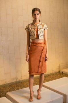 Josie Natori Spring/Summer 2017 Ready-To-Wear Collection   British Vogue