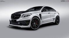 Cars - Lumma CLR G 800 : version plus qu'extrême et dénaturée du Mercedes-AMG GLE 63 Coupé ! - http://lesvoitures.fr/lumma-clr-g-800-version-plus-quextreme-et-denaturee-du-mercedes-amg-gle-63-coupe/