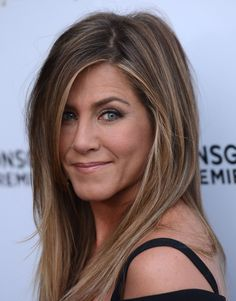 Jennifer Aniston arrives at the Los Angeles Premiere 'She's Funny That Way' at Harmony Gold on August 19, 2015 in Los Angeles, California.