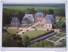 Breteuil chateau - Delcampe.net