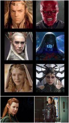Elves of Marvel