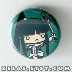 ITS KANDA!!! I want this button soooo badly now