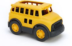"""Another one of Cole's birthday presents.  He said he wanted, """"another dump truck and another school bus."""""""
