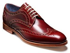 Wing Brogue | Calf leather | Barker Shoes