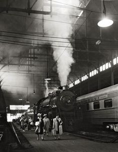 CHICAGO 1941 Photo: Andreas Feininger
