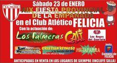 23 Enero Felicia - Fiesta de la Empanada 2016 | Region Litoral