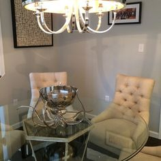 Our Marseilles Dining Chairs Octopus Bowl And Tuxedo