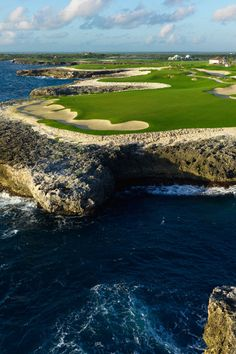 Cana golf course was rated the top Caribbean course by Golf Magazine.La Cana golf course was rated the top Caribbean course by Golf Magazine. Famous Golf Courses, Public Golf Courses, Golf Ball Crafts, Golf Breaks, Golf Course Reviews, Golf Magazine, Best Golf Clubs, Golf Drivers, Golf Club Sets