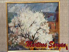 Martiros Saryan by michaelasanda * via slideshare Lilac Bushes, Still Life Fruit, Matryoshka Doll, Text Pictures, Paul Gauguin, Henri Matisse, Spring Day, Art School, Fairy Tales