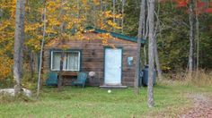 Dog Friendly Cabins in Central Maine - No extra charge for pets. I think a vacation may be in order ;)