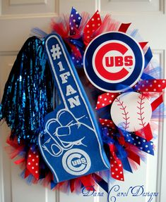 Def. not a Chicago Cubs fan, but would LOVE to make one for St. Louis Cardinals!