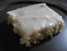 Almond Texas Sheet Cake » |