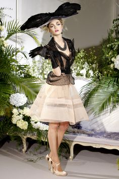 Dior 2009 Couture