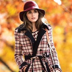 Olivia Palermo for VITAMINA Autumn/Winter 2013