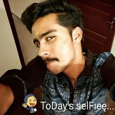 He he he 😂 juSt a SeLFiEEee... #happywomensday  #today  #selfe #picture #picoftheday  #chunk #mostache  #dude #instagood #instacool #instamood #instagram #instalike #kerala #indian  #dresscode #dress  #face #faces #expression #mobphotography  #oneplus2 #anoopjaps