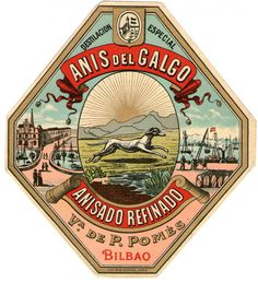 Anís del Galgo. Bilbao