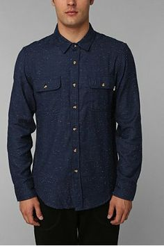 OBEY Heritage Button-Down Shirt